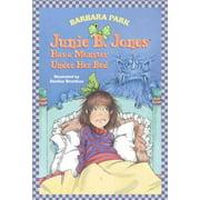 Junie B. Jones #8: Junie B. Jones Has a Monster Under Her Bed by Random House Inc