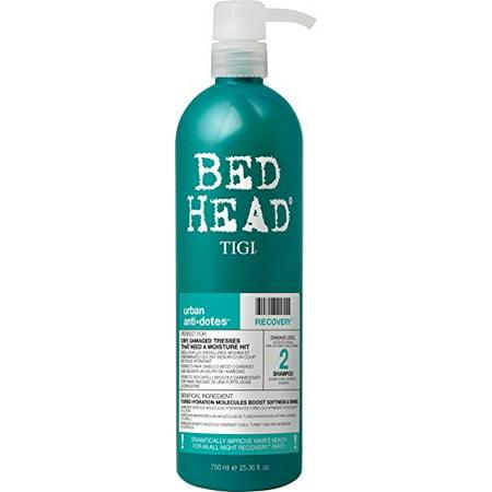 Tigi Bed Head Urban Antidotes Recovery Shampoo Damage Level 2,