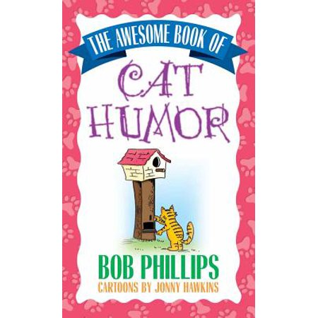 The Awesome Book of Cat Humor short description is not available