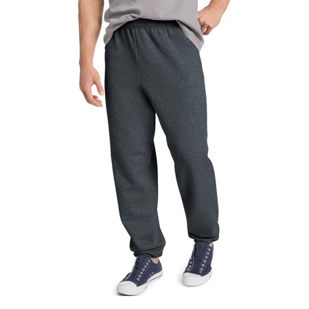 Men's EcoSmart Elastic Bottom 32 Inch Inseam Sweatpants