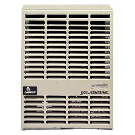 Empire Comfort Systems DV215 NG 15,000 BTU Direct Vent Wall Furnace Natural Gas DV-215 NG (Empire Direct Vent Wall Furnace)