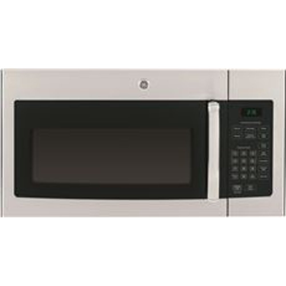 GE JVM3160RFSS 30 Over-the-Range Microwave Oven with 1.6 cu. ft. Capacity 2-Speed 300 CFM Venting in Stainless Steel