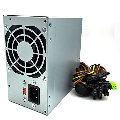 400W 400 Watt ATX Power Supply Replacement for HP Compaq PN: 5187-6114, 5187-6116, 5187-6712 by KENTEK