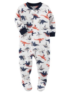 fa19072aed Carter s Baby Boys  1-Piece Snug Fit Cotton Pajamas