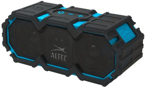 Refurbished Altec Lansing Life Jacket Waterproof Bluetooth Speaker Blue by