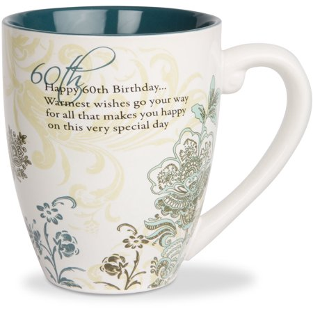 Pavilion- Happy 60th Birthday 20 oz. Mug (Best Gift For 60th Birthday Man)