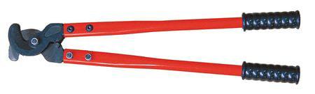 1//4 In Cap 8 In L Westward 1YNA8 Wire Rope Cutter