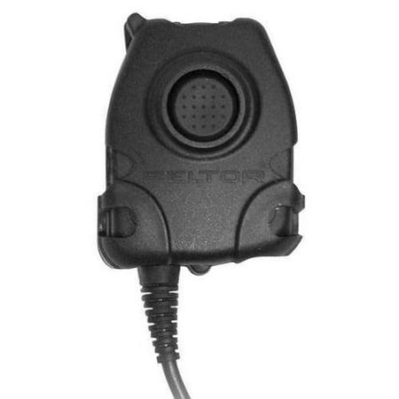 PELTOR FL5014 In-Line Push-to-Talk Adapter (Peltor Adapter)