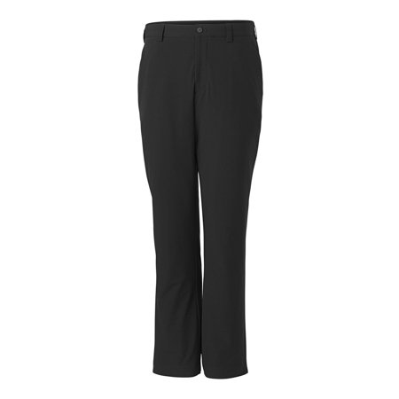 Cutter   Buck Mens Big And Tall Cb Drytec Bainbridge Ff Pant  Black   3830