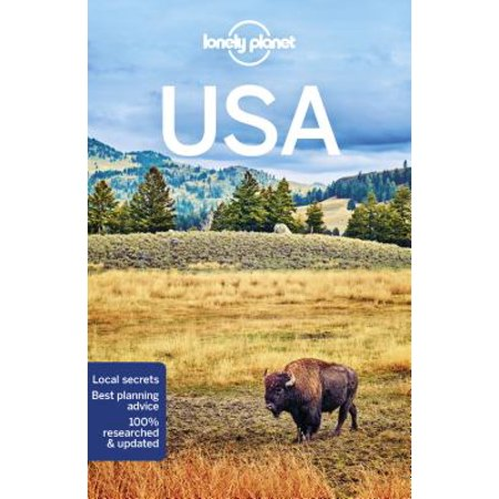 Travel guide: lonely planet usa - paperback: 9781786574480