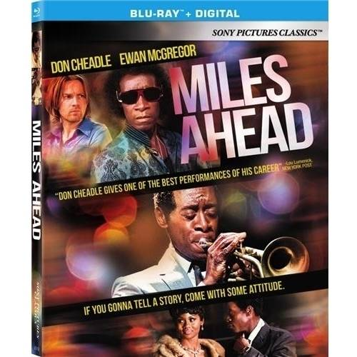 Miles Ahead (Blu-ray + Digital HD)