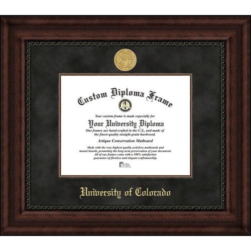 "Universty of Colorado 8.5"" x 11"" Executive Diploma Frame"