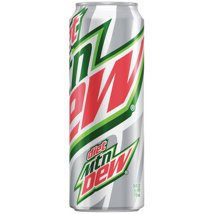 Soft Drinks: Diet Mountain Dew