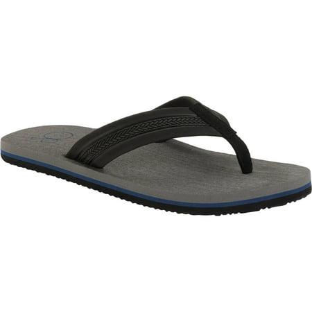 145a54563ba OP - OP Men s Solid Flip Flop - Walmart.com