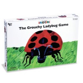 University Games The Grouchy Ladybug Game by University Games