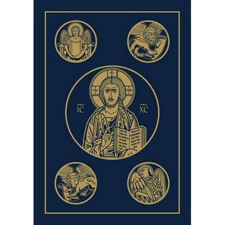 Ignatius Bible (RSV), 2nd Edition Large Print - Hardcover