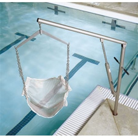 Hoyer Classic Pool Lift - includes Free Sling! - Hoyer Nylon Mesh Bath Sling