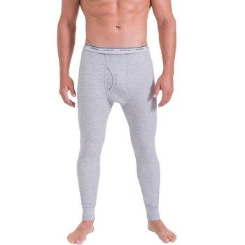 Fruit of the Loom Men's Waffle Thermal Bottoms (X-Large)