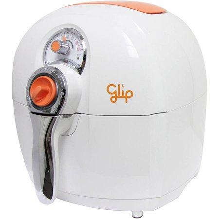 Glip Oil-Less Air Fryer, White