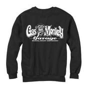 Gas Monkey Men's Blood, Sweat, and Beers Sweatshirt