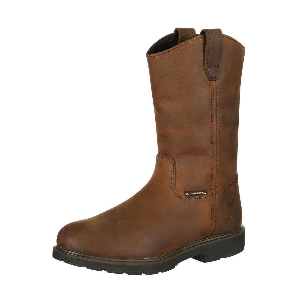 work boots mens suspension system waterproof st