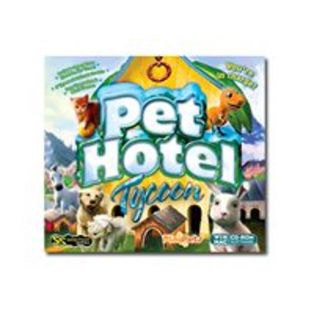 SelectSoft Pet Hotel Tycoon (Windows) (Digital Code) ()