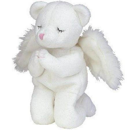 Musical Angel Bears (TY Beanie Baby - BLESSED the Angel Bear)
