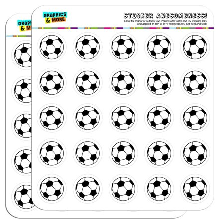 Cartoon Soccer Ball Football 1