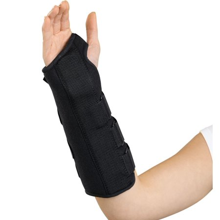 Medline Universal Wrist and Forearm Splint, Right Medline Wrist Splint
