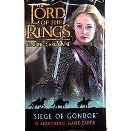 The Lord of the Rings Trading Card Game Siege of Gondor Booster