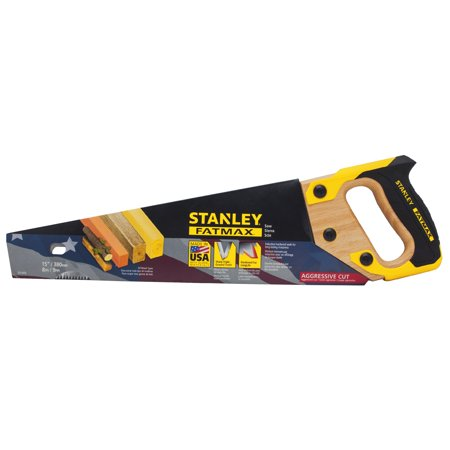 STANLEY FATMAX 20-045 Hand Saw, 15
