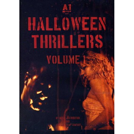 Halloween Thrillers: Volume 1 (DVD) - Halloween Music List