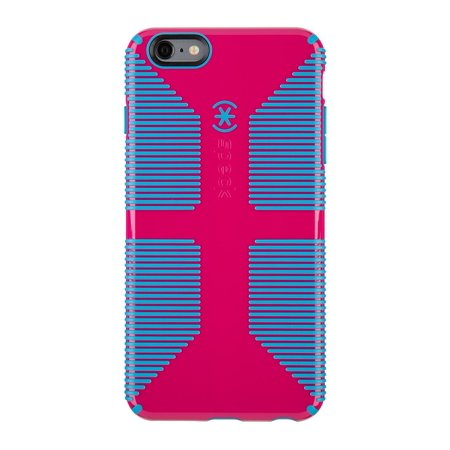 Speck Candyshell Grip Case iPhone 6 Plus and 6s Plus Lipstick Pink Jay (Rouge Case)