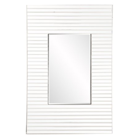 - Howard Elliott Edge Wall Mirror - 21W x 36H in.