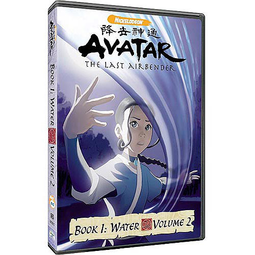 Avatar - The Last Airbender: Book 1 - Water, Vol. 2 (Full Frame)