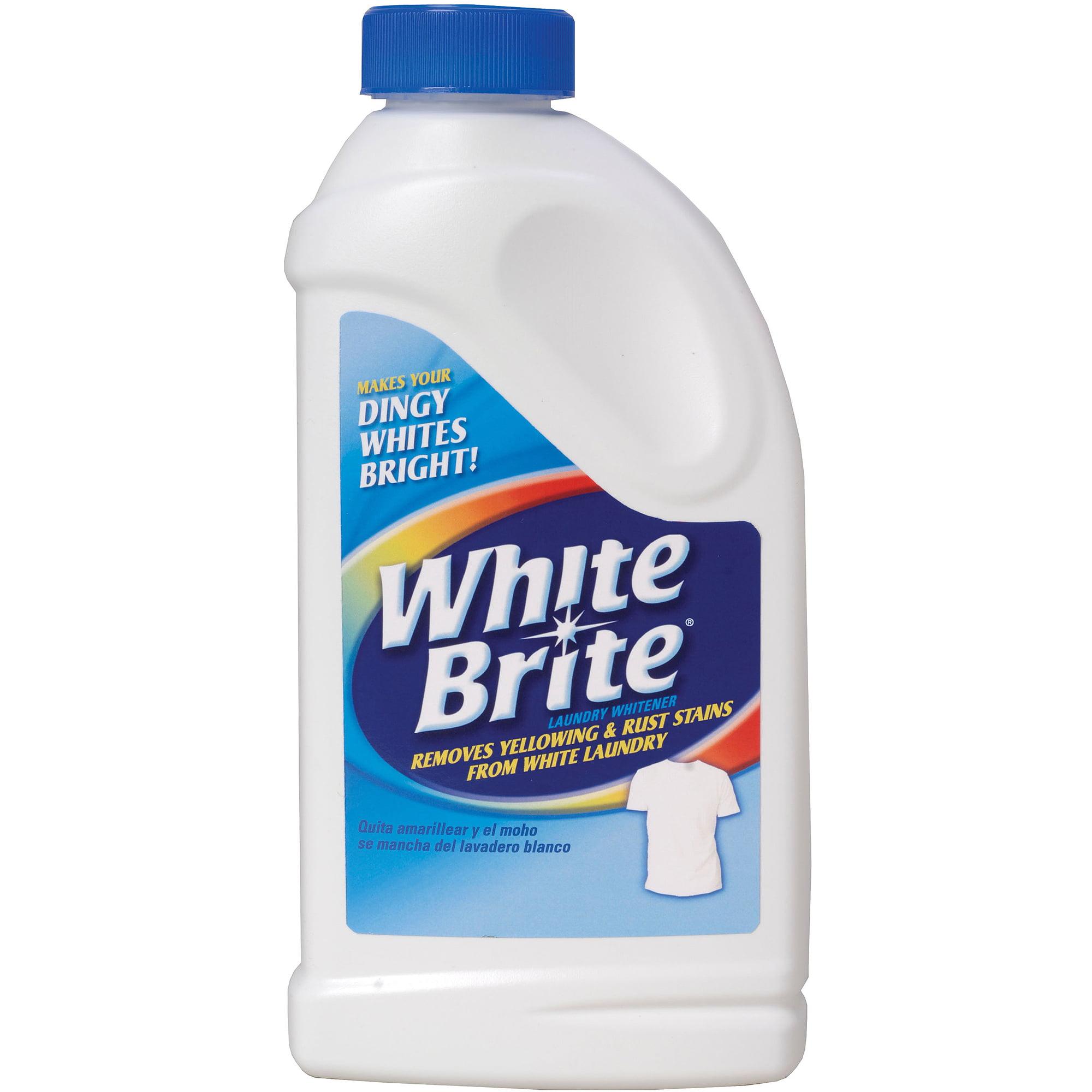 White Brite Laundry Whitener, 30 oz