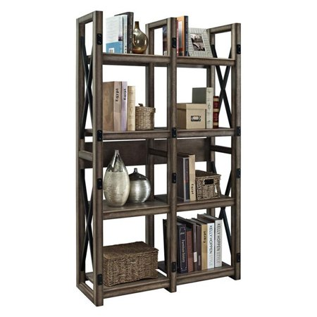 Altra Furniture Wildwood Decorative Bookshelf