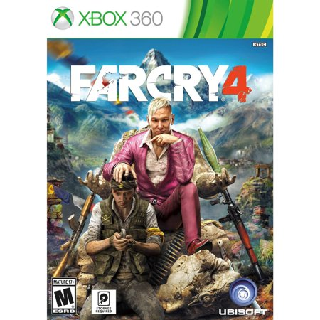 Far Cry 4  Xbox 360  Ubisoft  887256300685