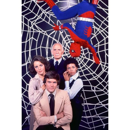 The Amazing Spider-Man Cast 24x36 Poster