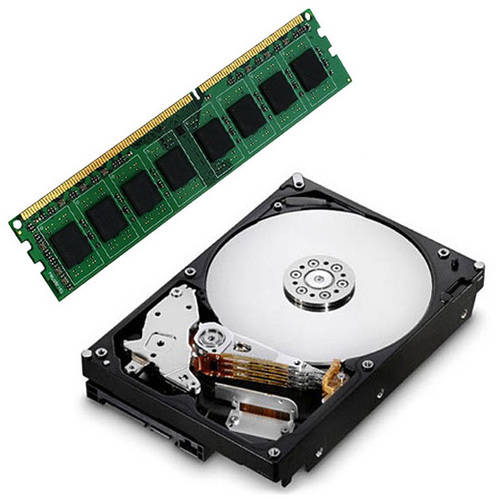 4GB DDR3-1600Mhz Memory, 500GB Hard Drive and Windows 10 Home 64-Bit, Bundle Only