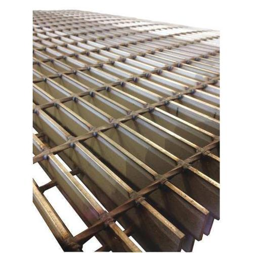 24188S100-B4 Bar Grating, Smooth, 24In. W, 1In. H