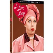 I Love Lucy: The Ultimate Season Two (Blu-ray) by Paramount