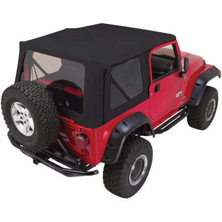 Rampage 99335 Soft Top For 1997-2006 Jeep Wrangler (TJ) ()