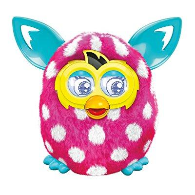 furby boom polka dots with aa batteries