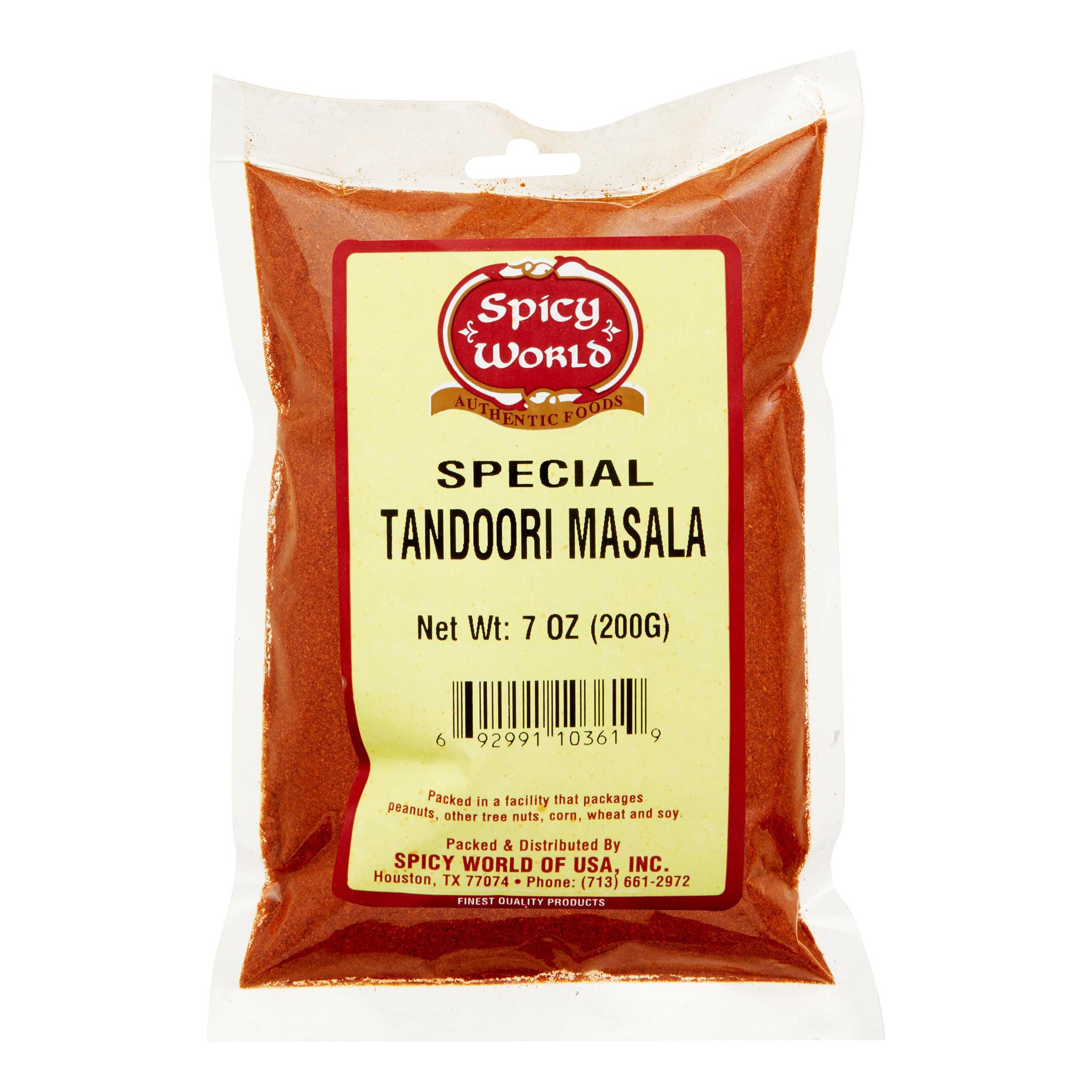 Tandoori Masala 7oz - Walmart.com