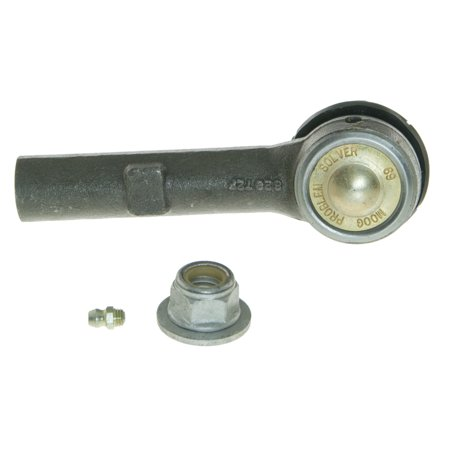 Moog Chassis ES3695 Tie Rod End Problem Solver OE Replacement; With Powdered-Metal Gusher Bearing To Allow Grease To Penetrate Bearing Surfaces - image 1 of 1