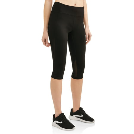 Athletic Works Women's High Waisted Capri Workout