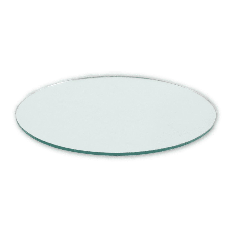 6 inch Large Round Craft Mirrors 12 Piece Also Mirror Mosaic Tiles