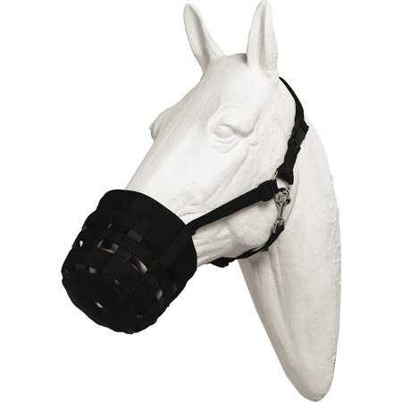 DELUXE GRAZING MUZZLE Best Friend Grazing Muzzle