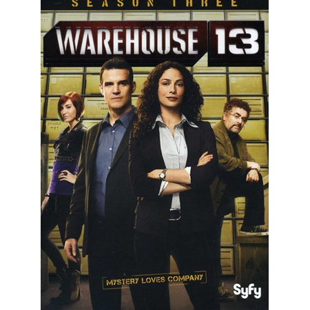 Warehouse 13: Season Three - Floor 13 Halloween Seasons Tower